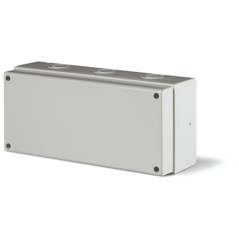 Škatuľa 672.1100 DOMINO M150, prisadená, 150x328x115mm, IP66 SCAME 6721100