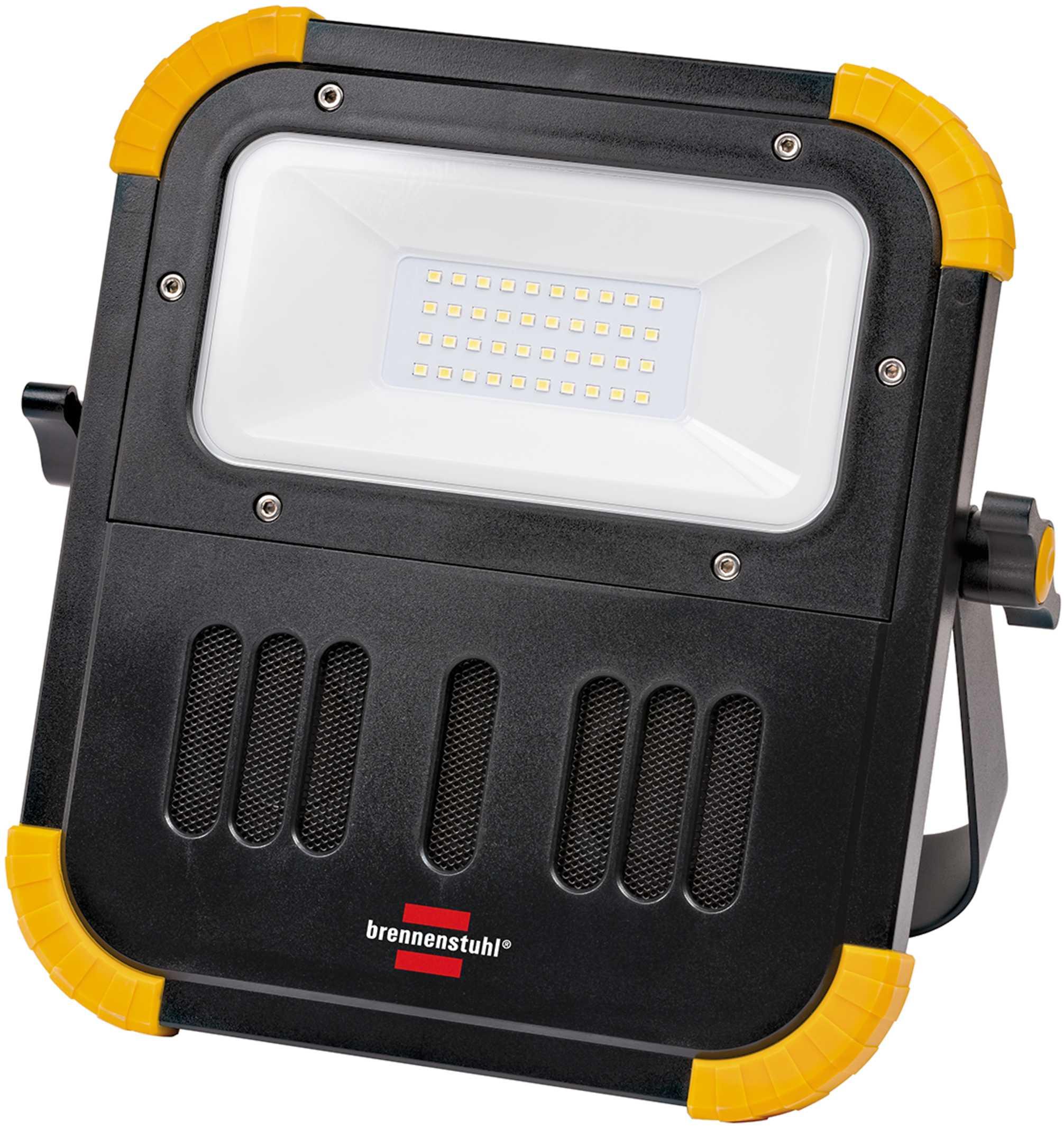 Reflektor 1171620 nabíj. prenosný akum. BLUMO LED 20W 2100lm s reproduktormi 2x3W (Novinka) G307938 Produktbild 1