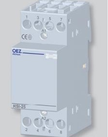 Stykač RSI-40-40-A230 inštalačný 40A (36625) 182