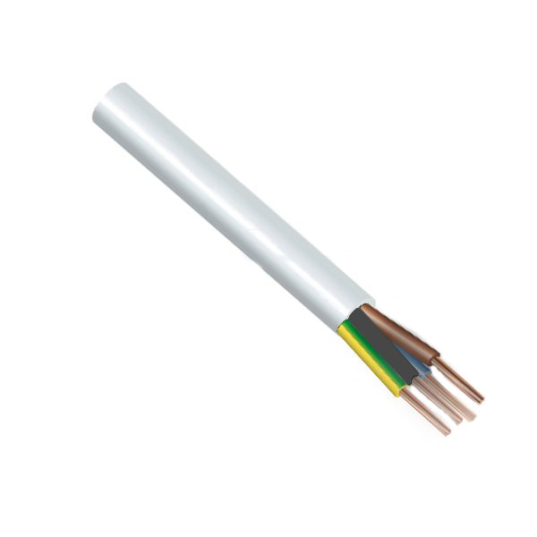 CYSY 4Gx2,5 /H05 VV-F/ biela 230