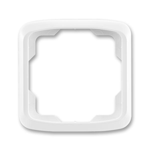 Rámik 3901A-B10B Tango, biela, 1násobný 3901A B10 B