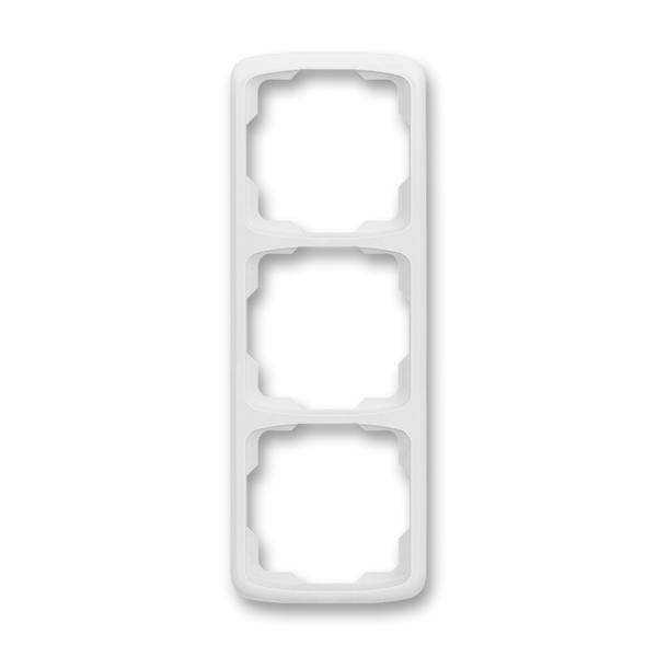 Rámik 3901A-B31B Tango, biela, 3násobný zvislý 3901A B31 B