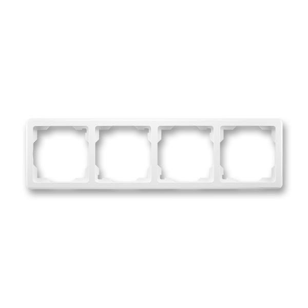 Rámik 3901G-A00040B1 Swing, biela, 4nás. 3901G A00040 B1