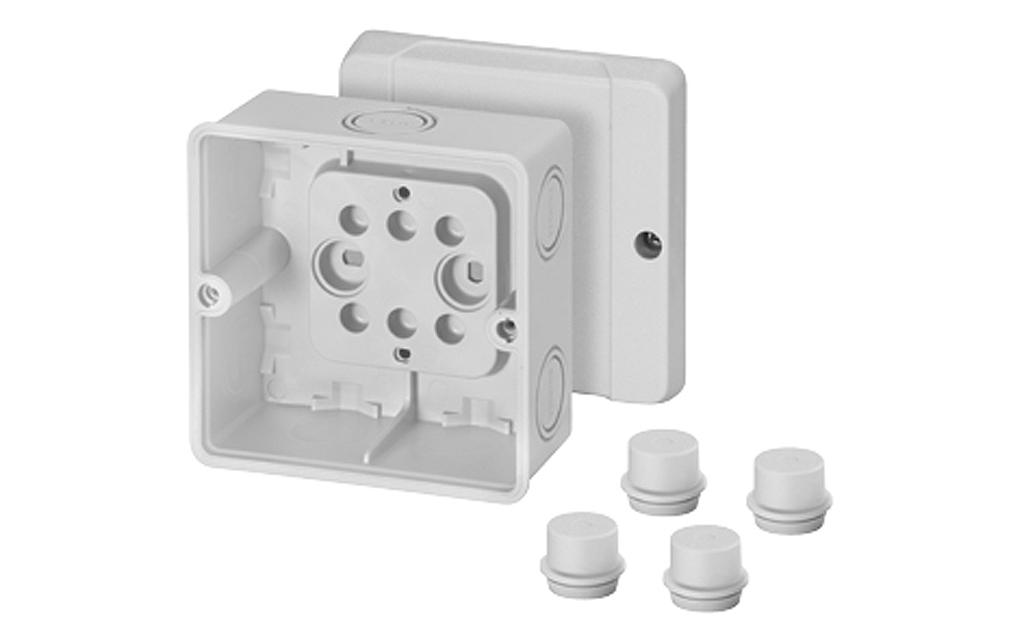Škatuľa D 9040 rozvodná IP55/65 bez svorky 98x98x58mm 6000004 int 1024px