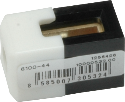 Spojka škatuľová 6100-44 čierno-biela 3x16 6100 44