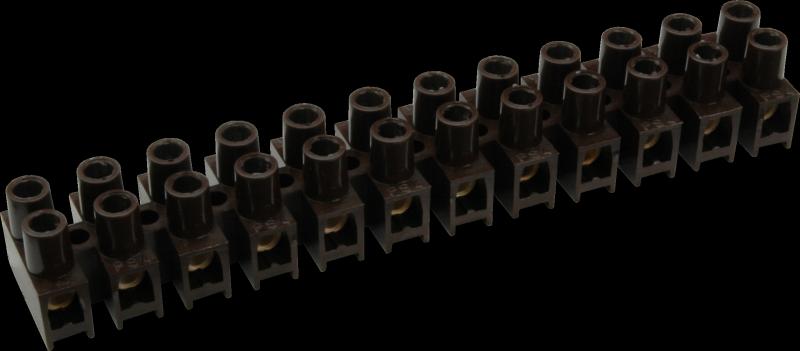 Svorkovnica 6336-17 hnedá PVC do 1,5 6336 37