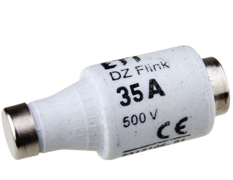 Vložka 002313101 poistková tavná 35A F DIII,E33 rýchla (SK000002015) Bez nazvu65