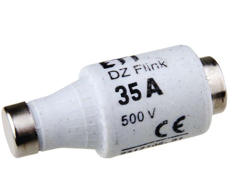 Vložka 002313401 poistková tavná 35A T DIII,E33 pomalá (SK00002016) Bez nazvu66