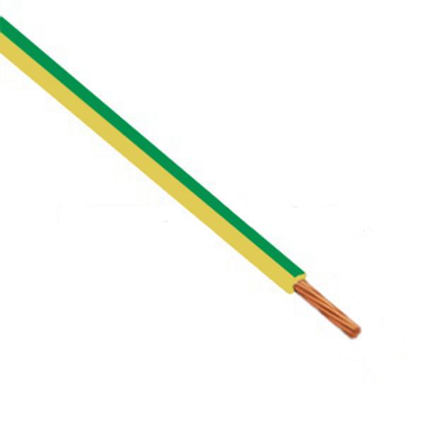 CY 1,5 /H07 V-U/ zelenožltá CYA ZZ 17
