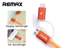 Kábel AA-1143/44/45/46/47 AURORA USB/Micro USB a i Phone 5/6 Remax (Vega) SMICB002400 1