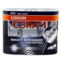 cash back for osram night breaker unlimited h1 halogen headlamp bulb 64150nbu hcb 1