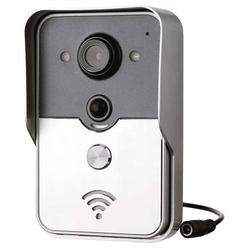 Kamera H1133 IP WIFI dverná H.264 720P domaci dverni videotelefon zvonek ip kamerova jedn 0.jpg.big