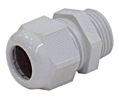 Vývodka PG-16 TVM 16-02 sivá IP67 f cspg21 2