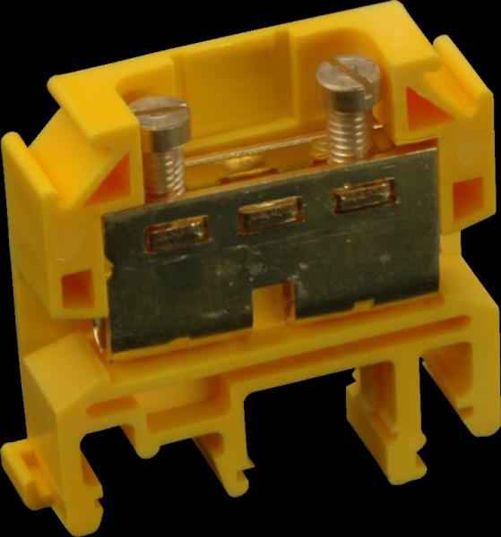 Svorka radová RSDPS-20/3 žltá do 10 rsdps 20 3