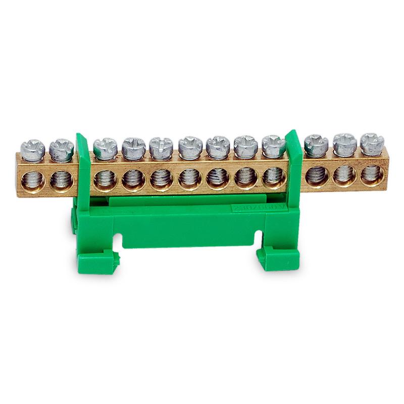 Mostík rozbočovací PE12cz zelený 12x16mm2 e1a877eff7351aa0e22742ac5ace1b33