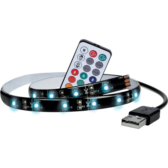Pásik WM504 LED RGB pre TV do USB 2x50cm+diaľkové pictureprovider10.aspx