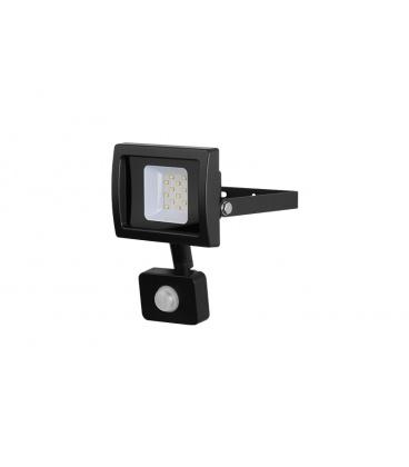 Svietidlo Reflektor so senzorom LED VANA S 10W SMD LM32300006 800lm IP44 Šedý + (RP4) vana smd s 10w
